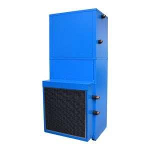 DRY CT deumidificatori industriali con controllo temperatura