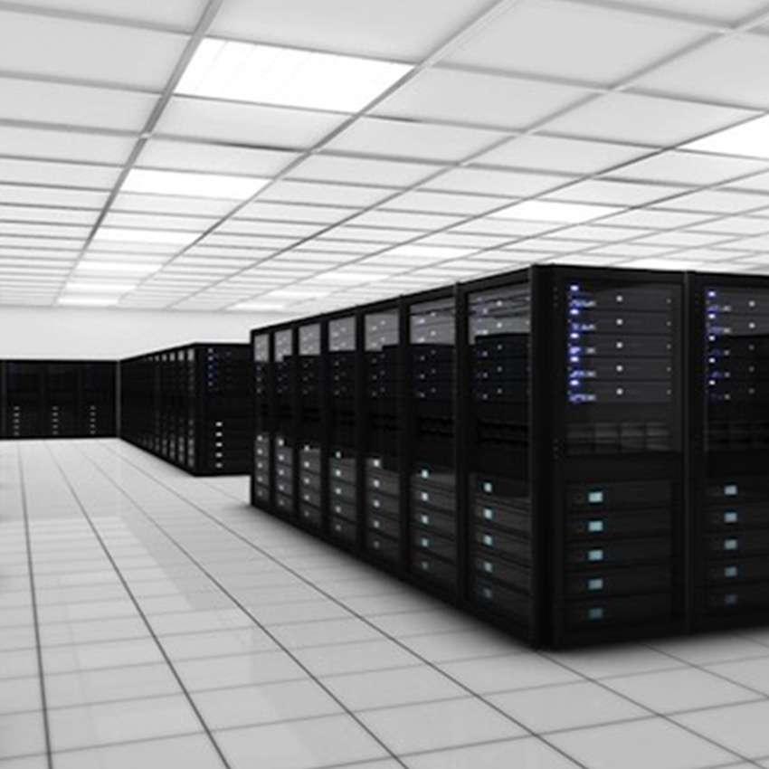Settore di applicazione prodotti Tecnoklima - centri di calcolo