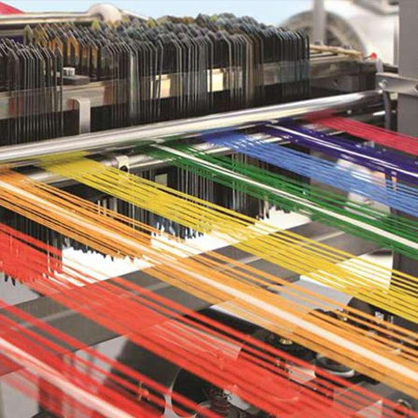 Settore di applicazione prodotti Tecnoklima - industria tessile