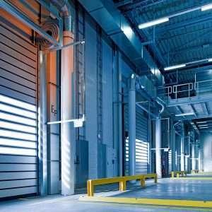 Settore di applicazione prodotti Tecnoklima - magazzini e depositi