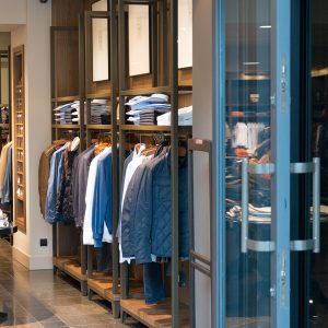 Settore di applicazione prodotti Tecnoklima - negozi commerciali