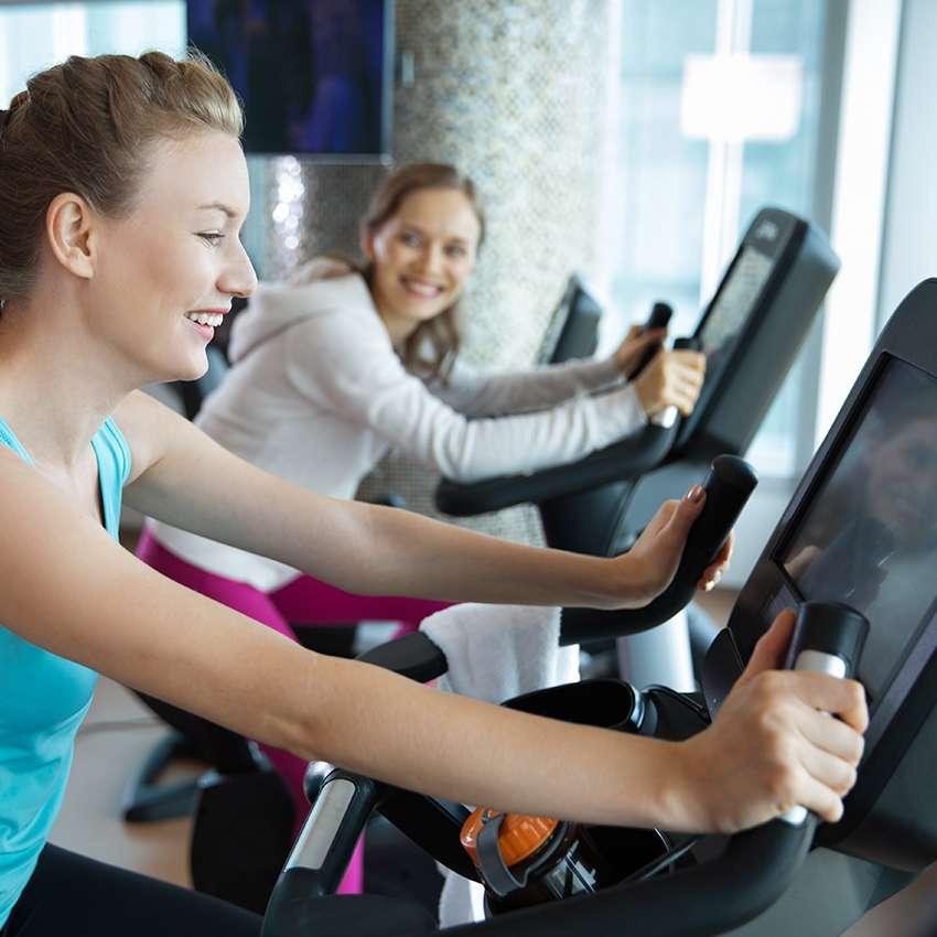 Settore di applicazione prodotti Tecnoklima - palestre e centri fitness