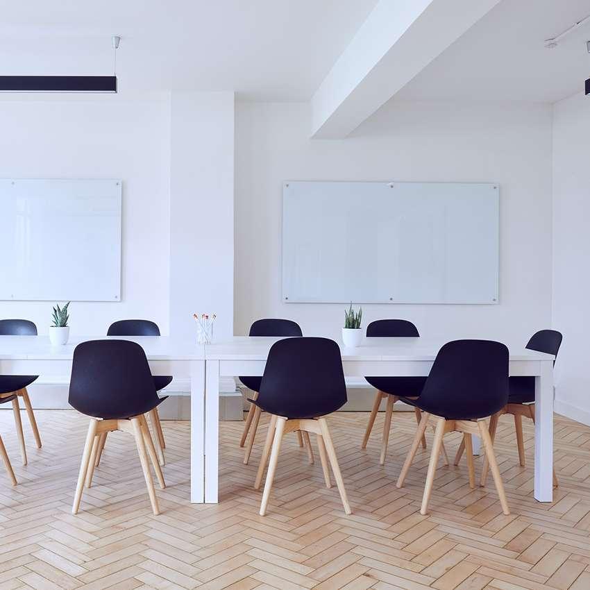 Settore di applicazione prodotti Tecnoklima - uffici e meeting room