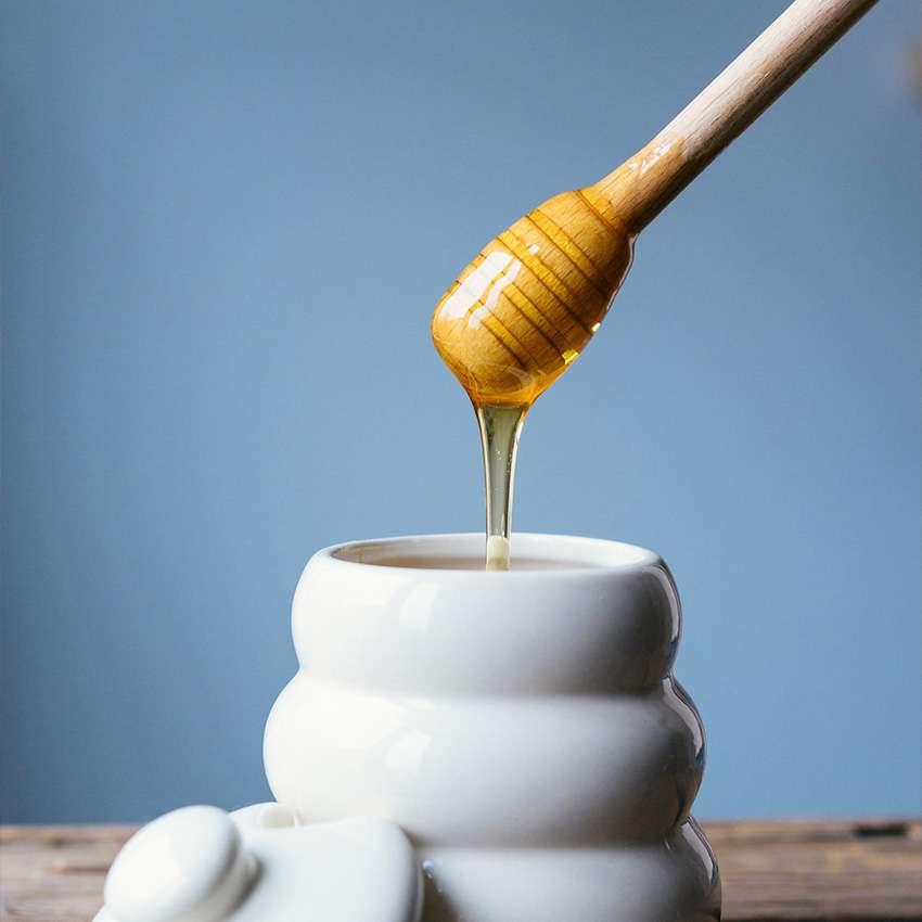 Conservazione del miele