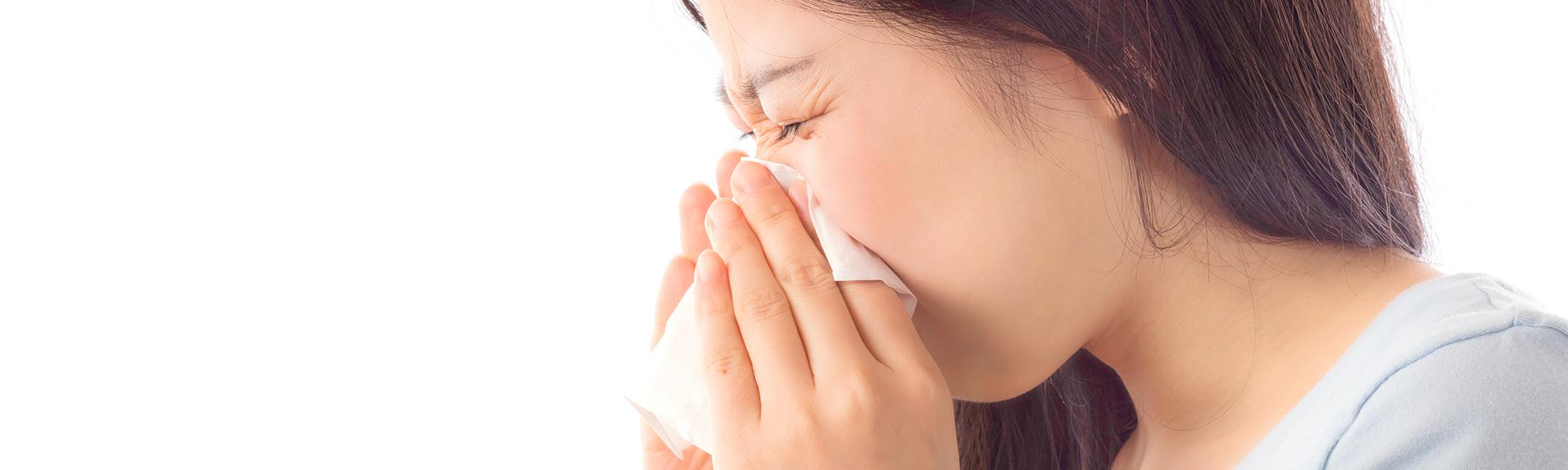 Gli umidificatori per contrastare le allergie primaverili