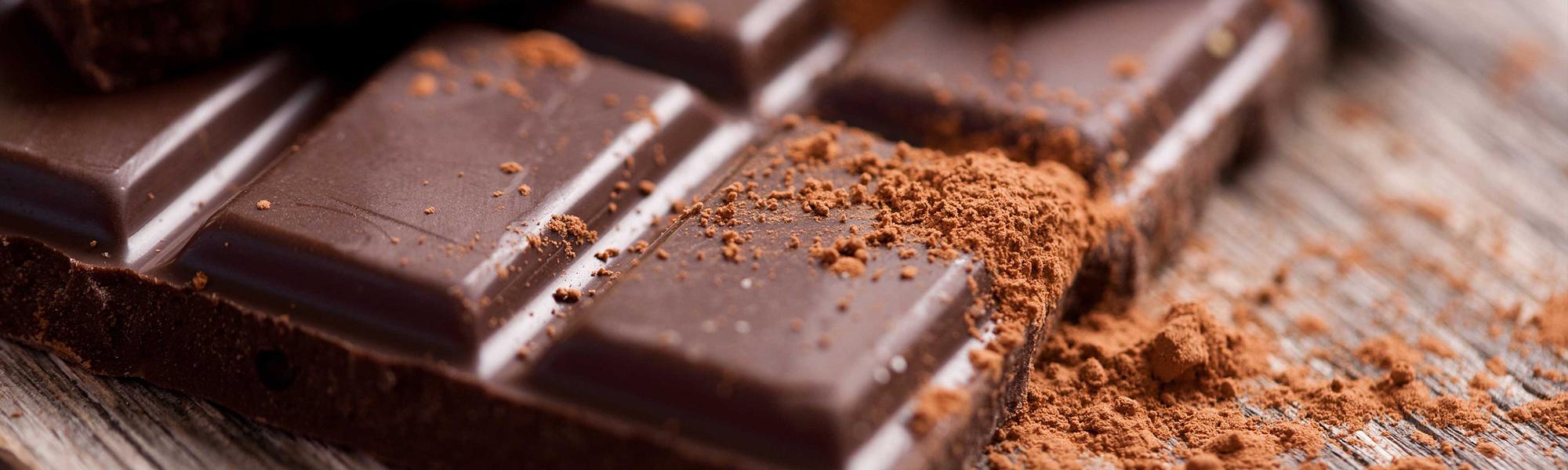 Deumidificazione per cacao e cioccolato