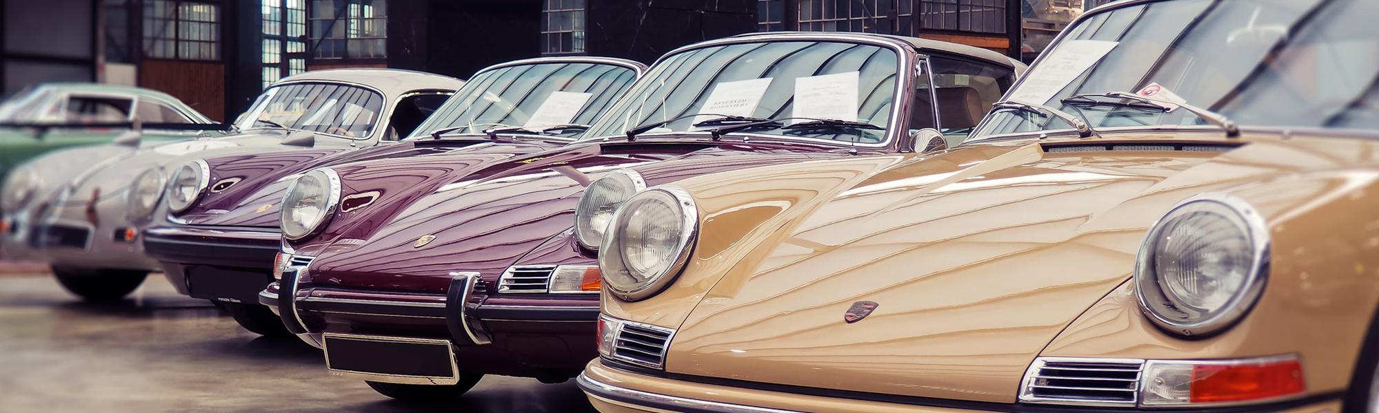 Deumidificatori d'aria per una corretta conservazione di auto d'epoca