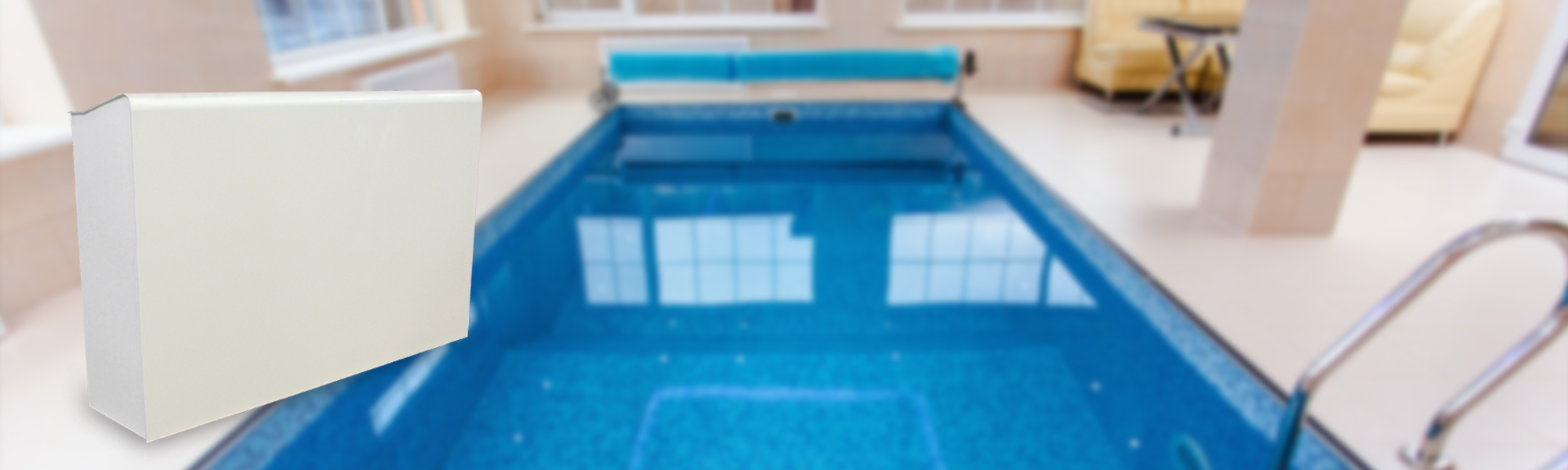 Serie KPS deumidificatori d'arredo per piscine