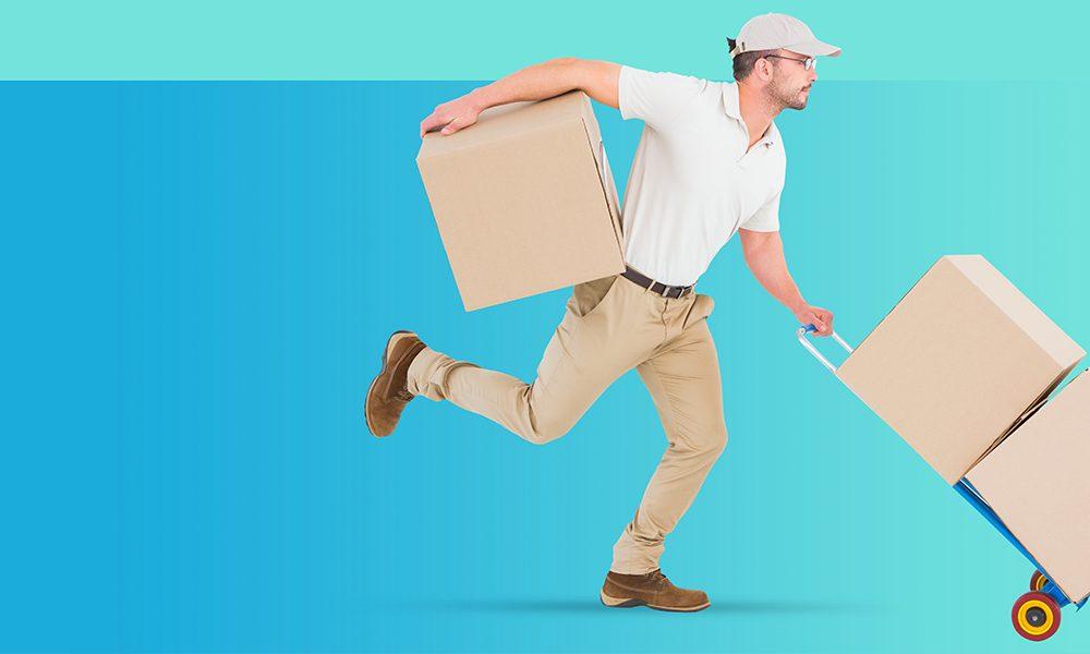 Servizio di consegna e ritiro